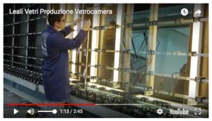 Produzione Vetrocamera